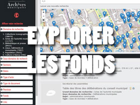 Explorer les fonds